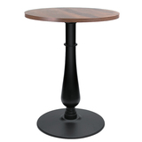 cast iron table base, restaurant table base