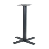 steel table base, metal table base