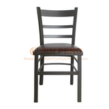 metal chair, restaurant chairs